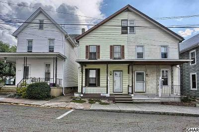 Halifax Single Family Home For Sale: 231 Armstrong St