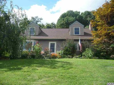 Hummelstown Single Family Home For Sale: 2742 Church Road