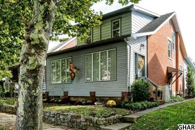 Mechanicsburg Single Family Home For Sale: 115 S Broad Street