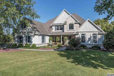 Mechanicsburg Single Family Home For Sale: 4 Foxfield Court