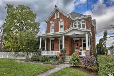 Carlisle Single Family Home For Sale: 546 S Hanover Street