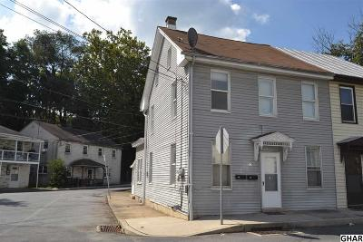 Enola Multi Family Home For Sale: 1300 3rd Street