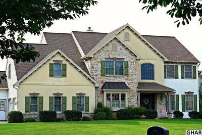 Palmyra Single Family Home For Sale: 350 Oak Ln.