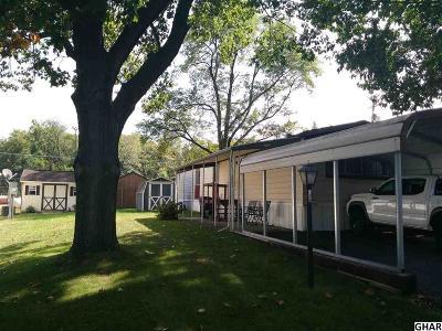 Shippensburg Single Family Home For Sale: 106 Sme