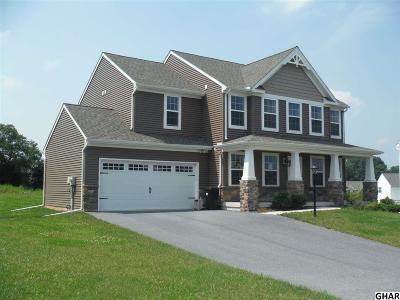 Palmyra Single Family Home For Sale: 643 Saddle Rd