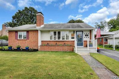 Harrisburg Single Family Home For Sale: 319 Miller Rd