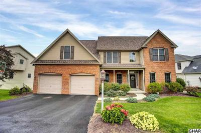 Mechanicsburg Single Family Home For Sale: 1424 Inverness Dr.