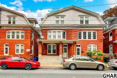 Harrisburg Single Family Home For Sale: 2233 Penn St
