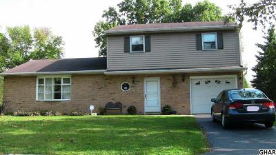 Harrisburg Single Family Home For Sale: 5825 Tyler Drive