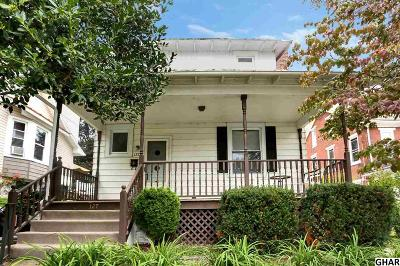 Cumberland County Single Family Home For Sale: 127 N 4th St