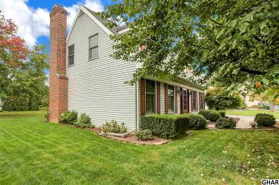 Mechanicsburg Single Family Home For Sale: 6103 Haymarket