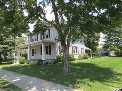 Palmyra Single Family Home For Sale: 514 S Lincoln