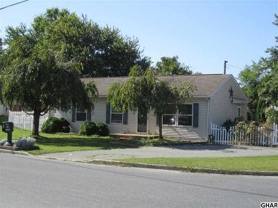 Palmyra Single Family Home For Sale: 100 Lynmar Ave