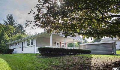 Harrisburg Single Family Home For Sale: 7541 Chambers Hill Road