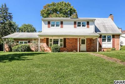 Mechanicsburg Single Family Home For Sale: 3907 Ridgeland Blvd