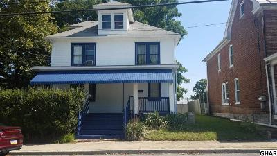 Cumberland County Multi Family Home For Sale: 9 S Queen St