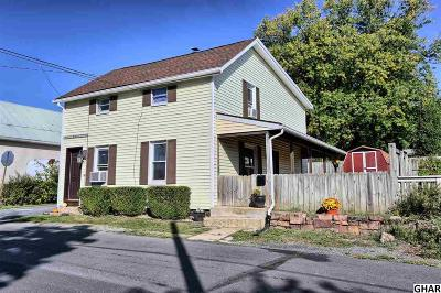 Marysville Single Family Home For Sale: 207 Spruce Street