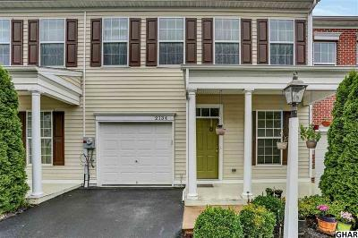 Hummelstown Single Family Home For Sale: 2134 Red Fox Drive