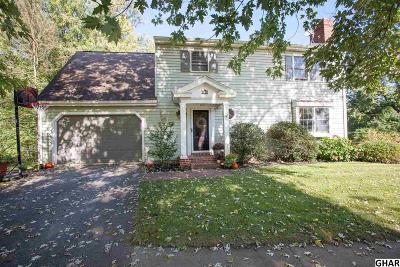 Hummelstown Single Family Home For Sale: 110 Circle Drive