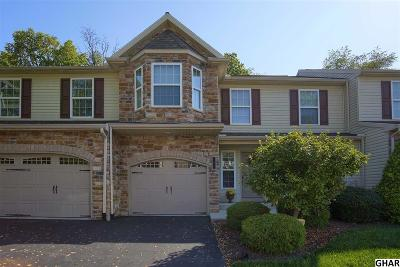 Mechanicsburg Single Family Home For Sale: 206 Pin Oak Court