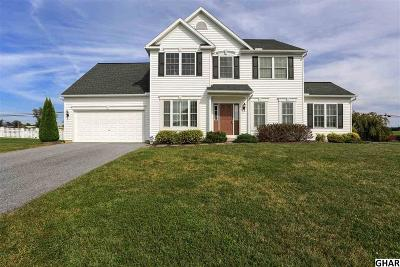 Palmyra Single Family Home For Sale: 434 Sweetwater Drive