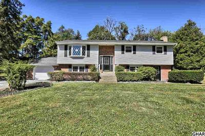 Single Family Home For Sale: 801 Whiteford Drive