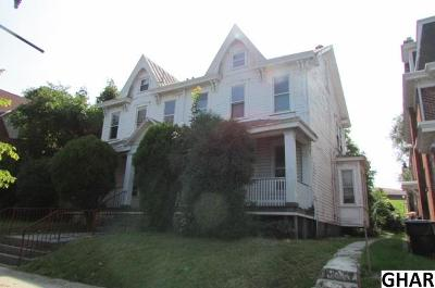 Harrisburg Single Family Home For Sale: 1911 State St