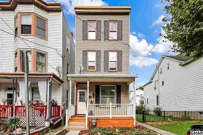 Harrisburg Single Family Home For Sale: 36 S 24th Street
