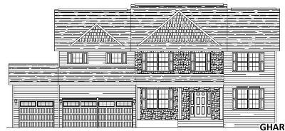 Single Family Home For Sale: Lot 14 Pine Creek Drive