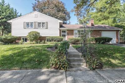 Single Family Home For Sale: 360 Beverly Road