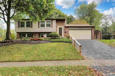 Camp Hill Single Family Home For Sale: 309 Deerfield Road