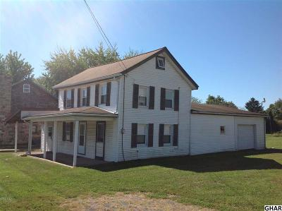 Halifax Single Family Home For Sale: 3292 Peters Mountain Rd