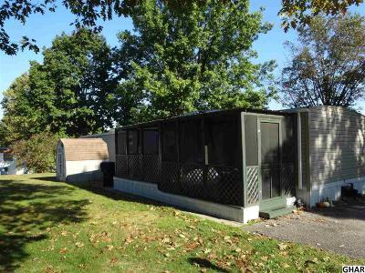Shippensburg Single Family Home For Sale: 65 Sme
