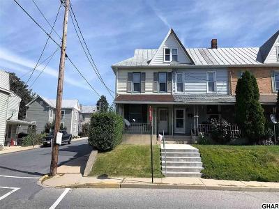 Shippensburg Single Family Home For Sale: 201 S Penn Street
