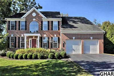 Single Family Home For Sale: 4550 Woods Way