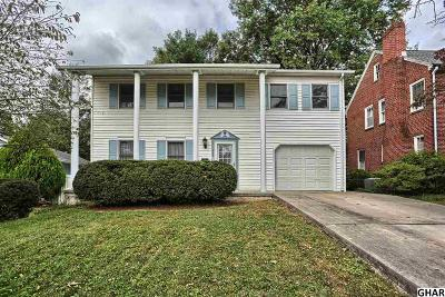 New Cumberland Single Family Home For Sale: 429 15th Street