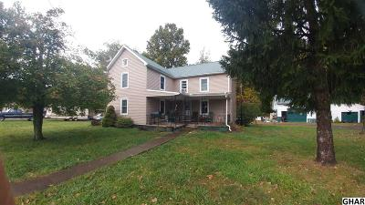 Marysville Single Family Home For Sale: 4085 Valley Road