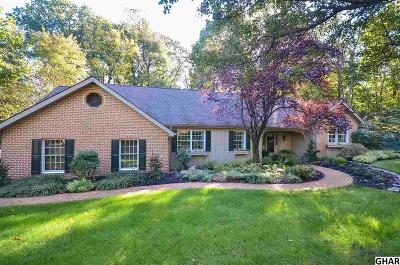 Harrisburg Single Family Home For Sale: 1801 Fox Hunt Lane