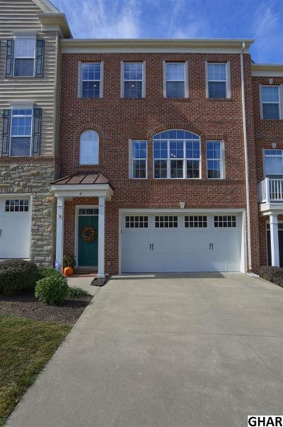 Single Family Home For Sale: 4 Indiana Circle