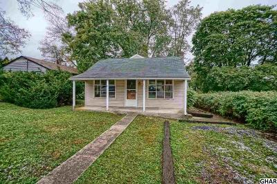 Camp Hill Single Family Home For Sale: 2310 New York Ave