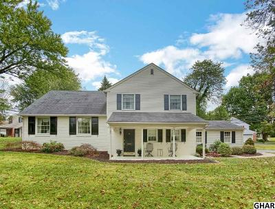 Camp Hill Single Family Home For Sale: 428 Deerfield Road