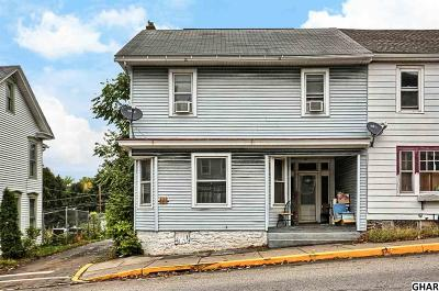 Halifax Single Family Home For Sale: 326 Market St