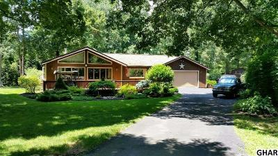 Boiling Springs Single Family Home For Sale: 259 Red Tank Rd