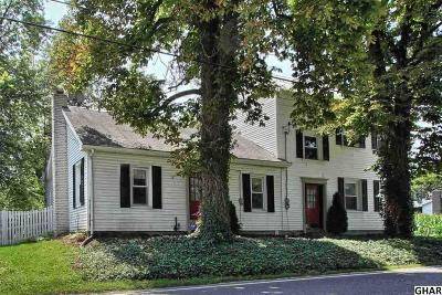 Mount Holly Springs Single Family Home For Sale: 411 Pine Rd