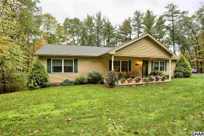 New Bloomfield Single Family Home For Sale: 1394 Paige Hill Rd