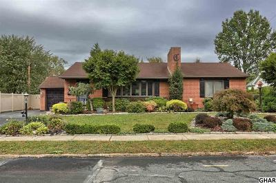 Camp Hill Single Family Home For Sale: 10 Citadel Drive