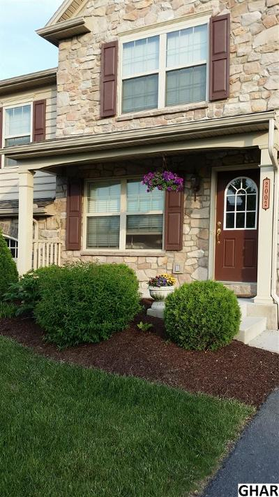 Mechanicsburg Single Family Home For Sale: 2002 Golden Ct