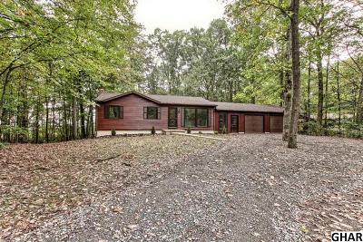 Boiling Springs Single Family Home For Sale: 215 Red Tank Road