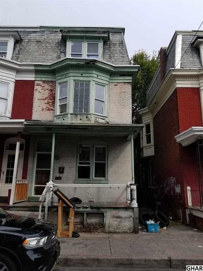 Harrisburg Single Family Home For Sale: 2127 Penn Street