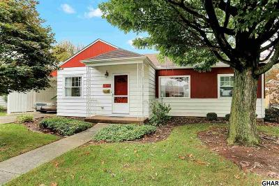 Camp Hill Single Family Home For Sale: 1313 Warwick Rd